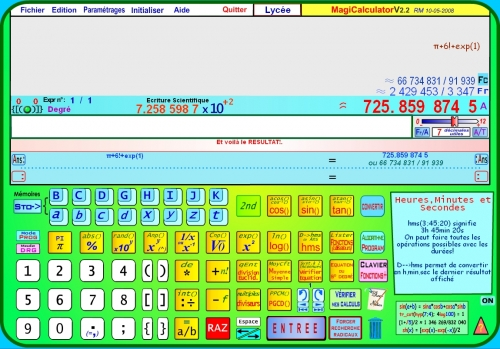 telecharger calculatrice gratuit pour pc